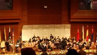 SBP Wind Orchestra 2011 Finale SERATAS