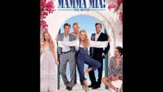 Does your mother know - Mamma Mia the movie (lyrics)
