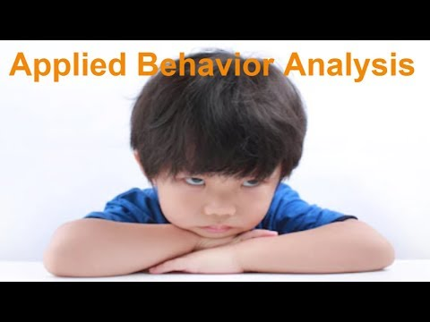 introduction to applied behavior analysis (aba) - YouTube