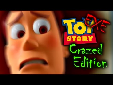Toy Story.EXE Crazed Edition