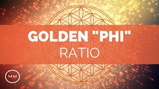 Golden Ratio - Phi Frequency - 1.618 Hz - Monaural Beats - Meditation Music (Extended Release)