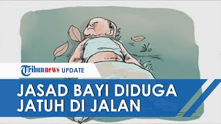 Jenazah Bayi Diduga Terjatuh dan Hilang di Jalan Yogyakarta-Magelang, Polisi Lakukan Penyelidikan