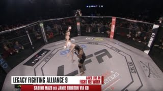 Top 3 Must-See Moments from LFA 9: Dennis vs. Marques