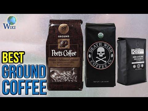 10 Best Ground Coffee 2017