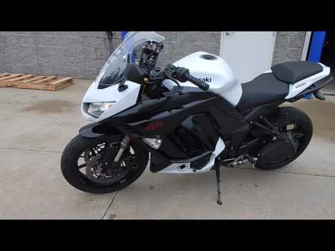 2013 Kawasaki Ninja® ZX™-10R in Concord, New Hampshire
