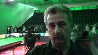 Snooker Brazil Masters - Nelio Velasques