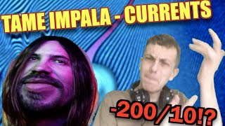 First Reaction To Tame Impala   Currents (part 2) REVIEW + ANALYSIS