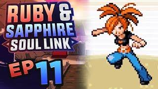 SETH ROGAN LAUGH | Pokemon Ruby & Sapphire Soul Link - EP11