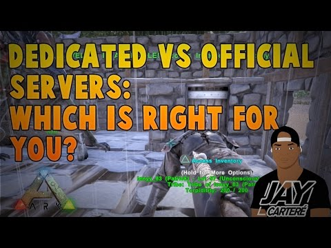 Ark Survival Evolved PS4: Player Dedicated Servers Vs Official Servers – Which One Is Right For You?