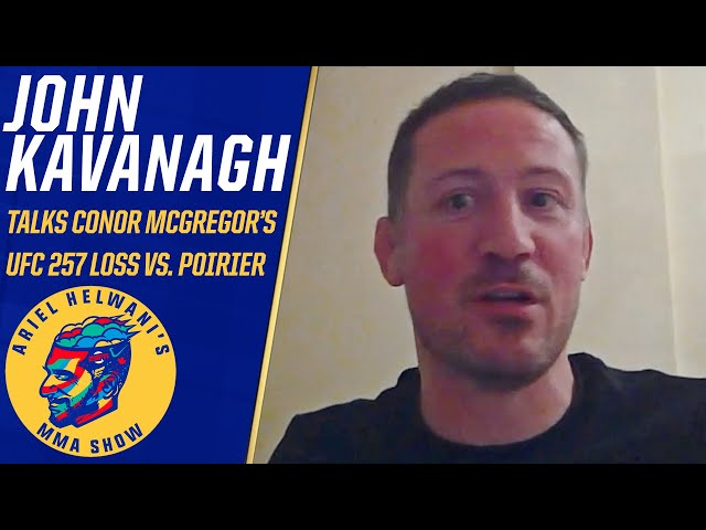 Did the Irishman suffer a prolonged injury in the fight for Dustin Poirier?