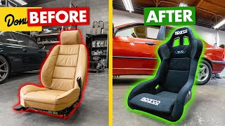 Were Bucket Seats Actually Worth It?