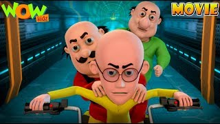 Motu Patlu Cartoons In Hindi |  Animated cartoon | Motu Patlu mission moon | Wow Kidz
