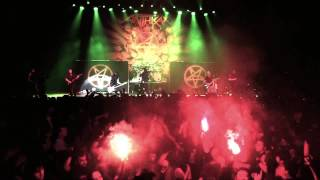 Anthrax - Medusa (live Chile 2013) HD