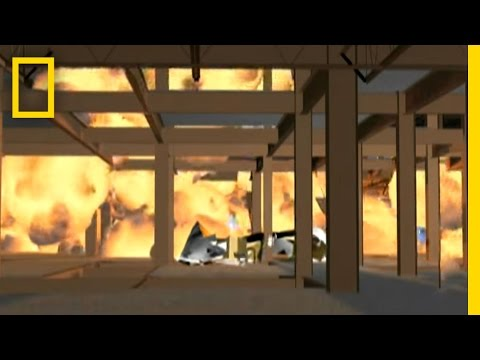 9/11 Impact Anatomy | National Geographic Video & Purdue Simulation: Full of Hot Air Rebuttal