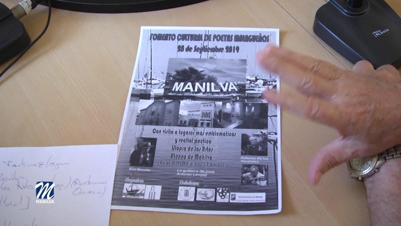 II ENCUENTRO DE POETAS DE MANILVA