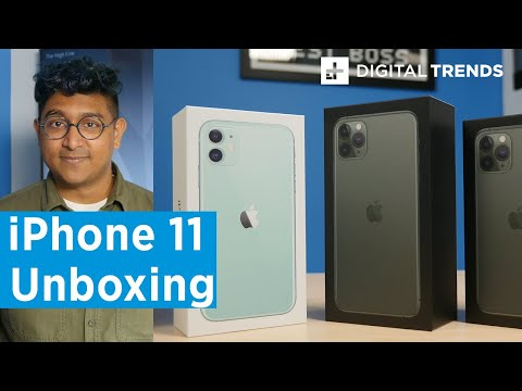 External Review Video _FVZFmIHBCA for Apple iPhone 11 Pro & iPhone 11 Pro Max Smartphone