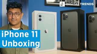 iPhone 11, iPhone 11 Pro Unboxing - Apple Delivers Again