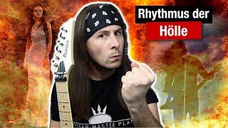 Heavy Metal in 6,66 Minuten spielen