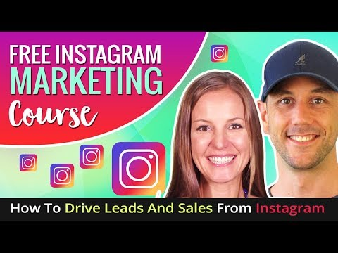Instagram Marketing 2019 - Free Course Shows You How To Drive ...