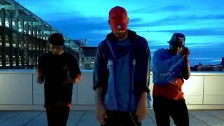 Dani Leigh Easy (remix) Ft Chris Brown Dance  | Marllon Marcellus Choreography