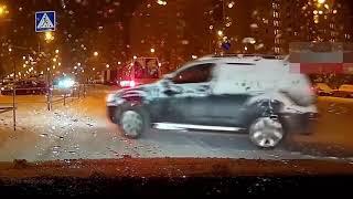 Аварии на дорогах, приколы на дороге 2018 76182