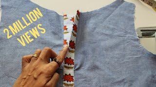 How to Make Perfect Placket. an easiest way.
