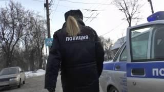 Брянский ДПС - Полковник и Две девочки на РЕЙДЕ!