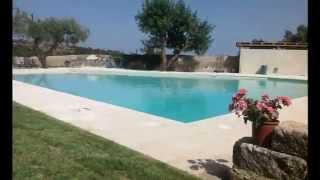 preview picture of video 'Costruzione Piscina Skimmer Sfioratore Borgo Del Carato Palazzolo Acreide - Siracusa'