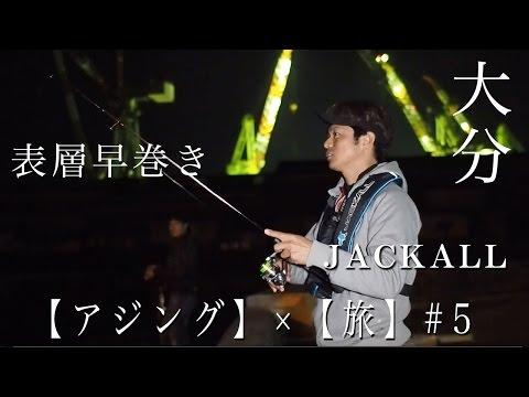 【アジング】岸釣り武者修行の旅  #5