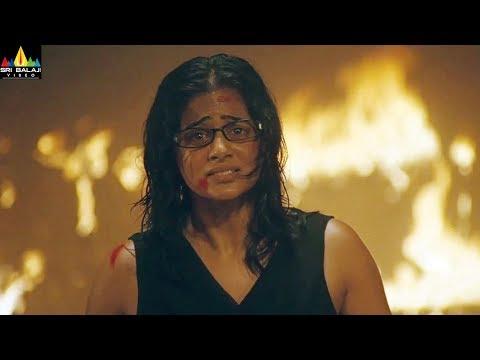 Charulatha Movie Emotional Climax | Telugu Movie Scenes | Priyamani, Skanda | Sri Balaji Video