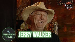 <b>Jerry Jeff Walker</b>  Green Room Tales