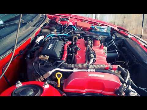 Фото к видео: Mazda 626 GE FS-ZE, VICS on work
