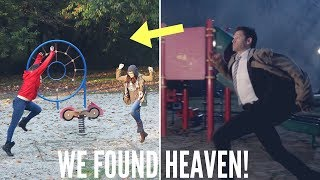 SUPERNATURAL FILMING LOCATION HUNTING | Heaven, Bunker Entrance and More!