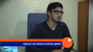 Burhan Aycan, Göz Tembelliği Tedavi Sürecini Anlatıyor - Dünyagöz