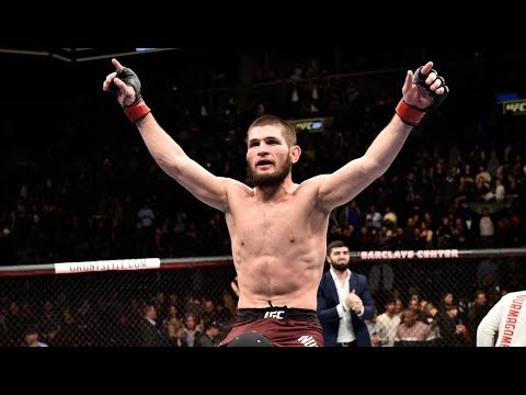 Khabib Nurmagomedov – Journey to UFC Champion
