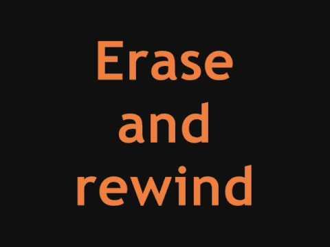 Música Erase And Rewind