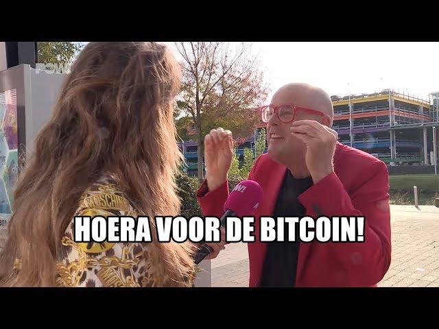 Hoera voor de bitcoin