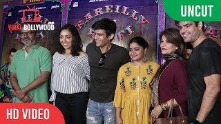 Bareilly Ki Barfi Official Trailer Launch | Ayushmann