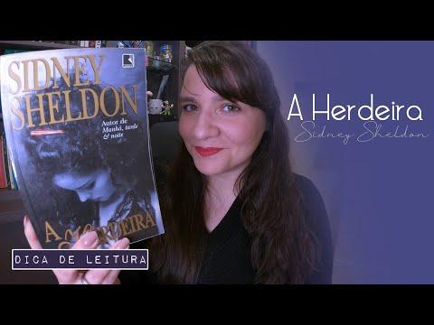 [DICA DE LEITURA] A Herdeira - Sidney Sheldon