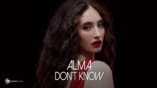 ALMA   Don't Know (Official Video)