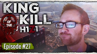 THE BEST SHOT | H1Z1 King of the Kill #27