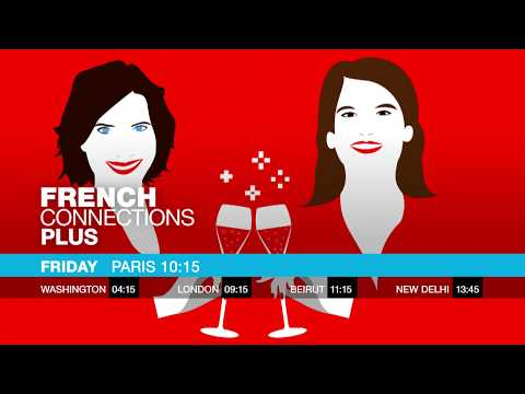French Connections Plus: a brand new edition!