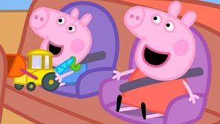 Download Video Peppa Pig Świnka Peppa Bajka po Polsku | Roboty Drogowe z Swinką Peppą | Bajka po Polsku MP3 3GP MP4