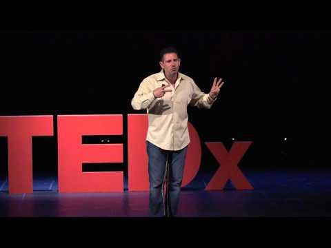 Patrick Schwerdtfeger at TEDxSacramentoSalon