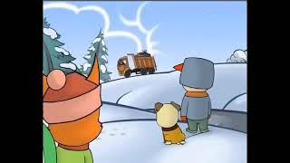 Любимые новогодние мультфильмы