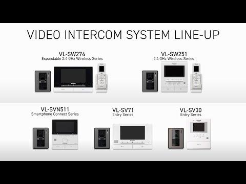 VL-SV30 Panasonic Video Door Phone