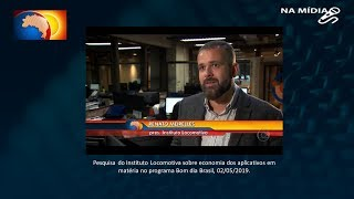 BOM DIA BRASIL: Cerca de 18 milhões de brasileiros já usam aplicativos para ganhar dinheiro