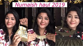 Numaish 2019 shopping haul|all India 79TH Industrial Exhibition NAMPALLY |madhuri arvind