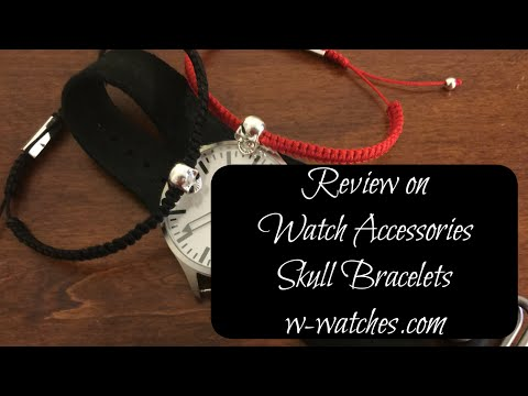 Skull Collection Bracelets Review