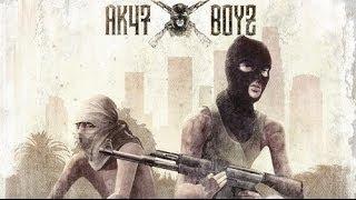 King Lil G  AK47 With Lyrics On ScreenAK47 Boyz Mixtape 2014